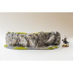 Duża skała B