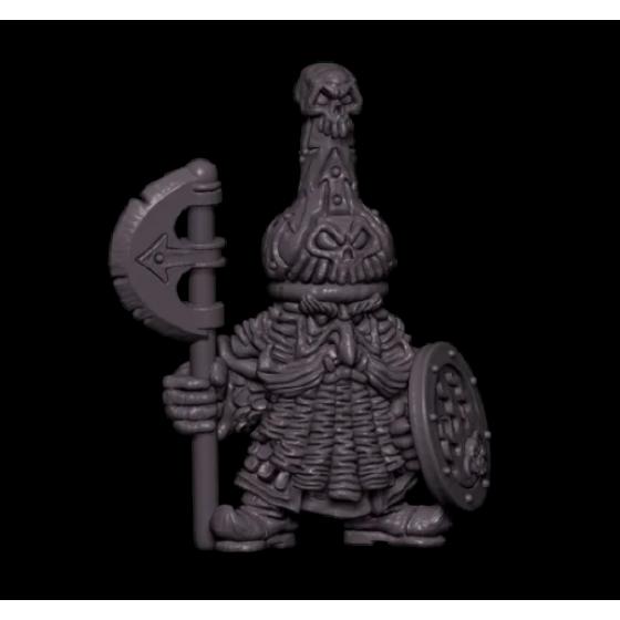 Chaos Dwarf Warrior 2