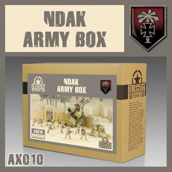 AX010 ZESTAW ARMIJNY NDAK