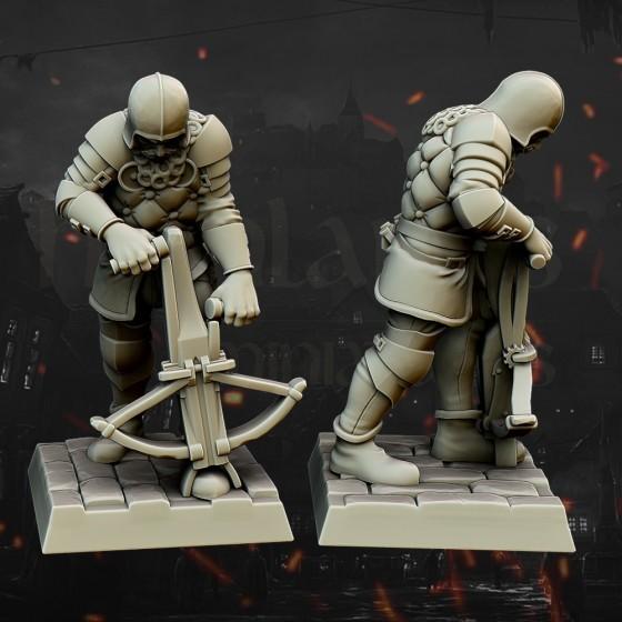 Crossbowmen A- Kusznik A
