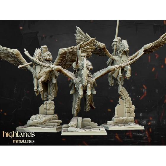 Pegasus Knights - Rycerze na Pegazach