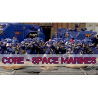 Nowy Codex Space Marines - CORE