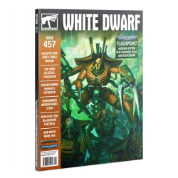 White Dwarf 457 - Październik 2020
