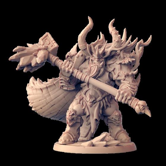 Orczy Wódz - Gothrak Doomfist