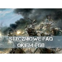 Styczniowe FAQ - Warhammer 40,000