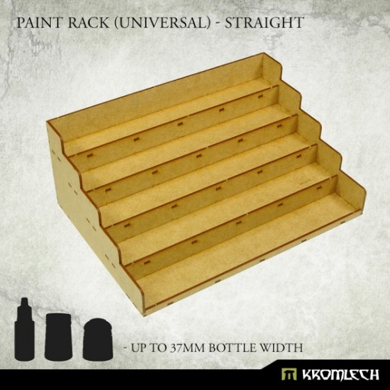 Paint Rack (Universal) - Straight