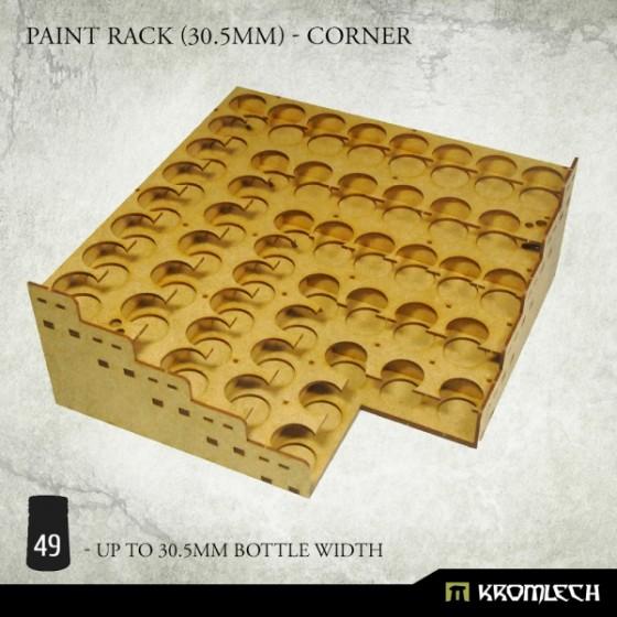 Paint Rack (30.5mm) - Corner