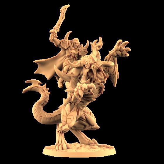 Demon Mag na bestii A