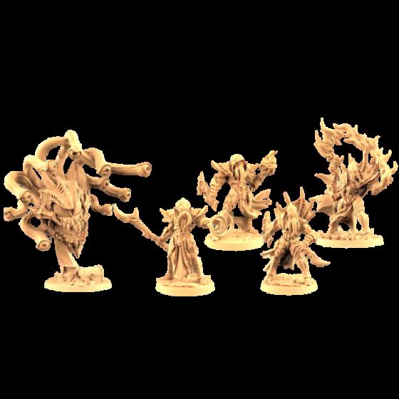 Kult Przedwiecznego (5 modeli)