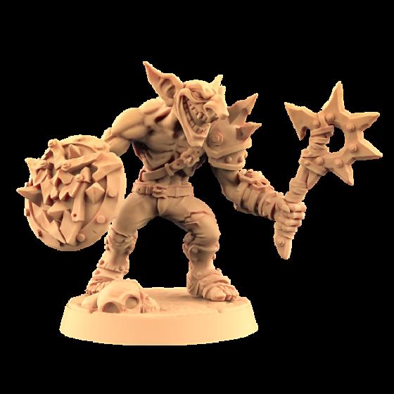 Goblin Najemnik B