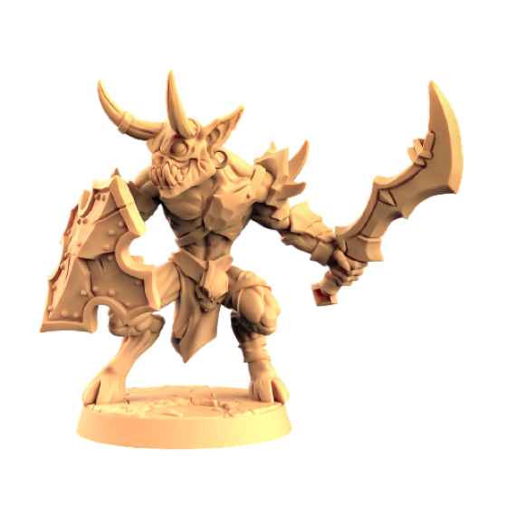 Demon Chochlik B