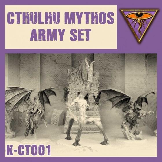K-CT001 First Summoning - Cthulhu Mythos Army Set