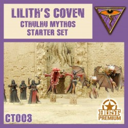 Lilith's Coven - Cthulhu Mythos Starter Set
