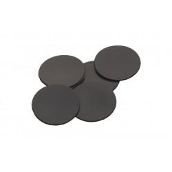 Naklejki z foli magnetycznej ma podstawki 32 mm