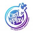 Cast & Play - Wydruki 3D