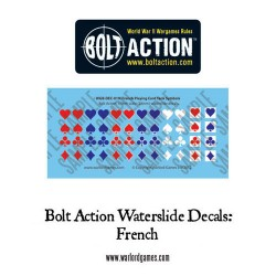 French Vehicle Decals