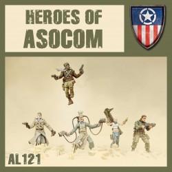 HEROES OF ASOCOM