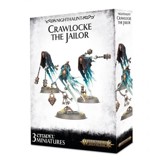 Crawlocke the Jailor - Spirit Torment i Chainghast