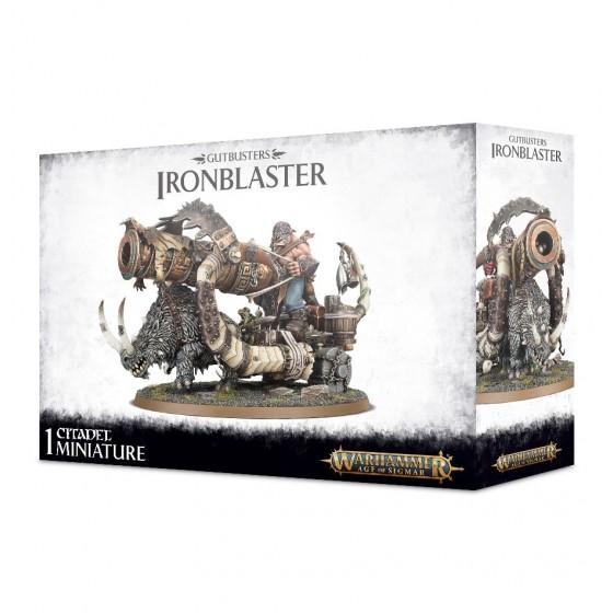 Scraplauncher / Ironblaster