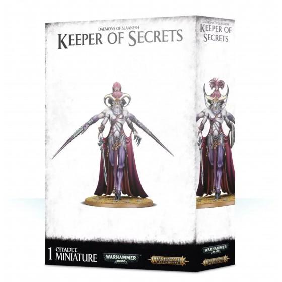 Keeper of Secrets / Shalaxi Helbane