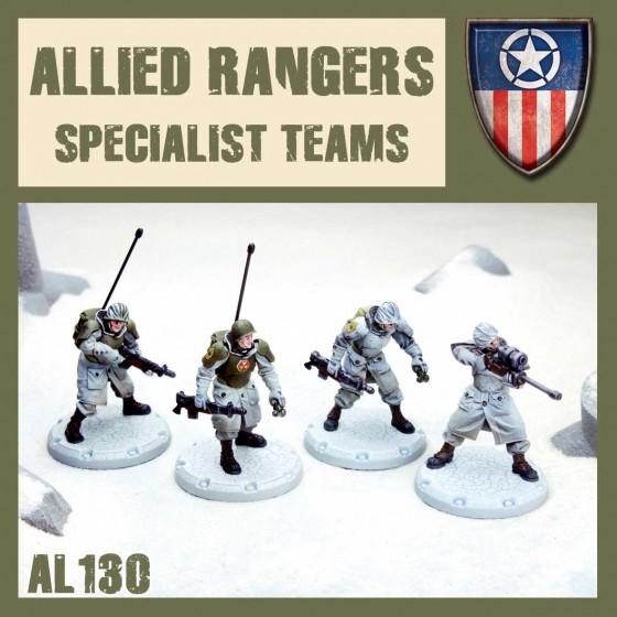 AL130 SPECIAL OPS RANGERS