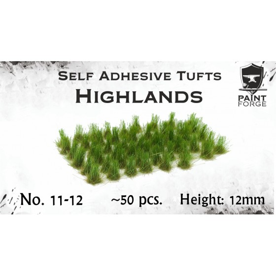 Paint Forge - Highlands 12mm