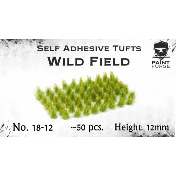 Paint Forge - Wild Field 12mm