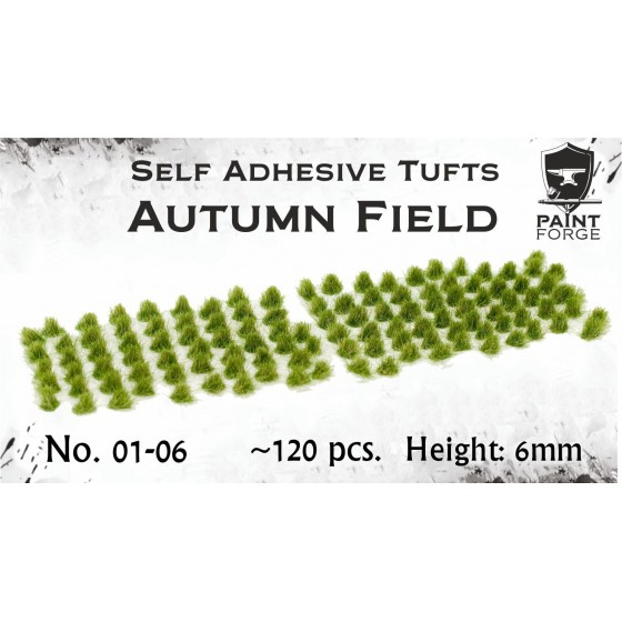 Paint Forge - Autumn Field 6mm