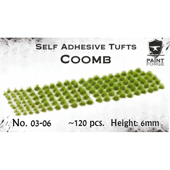 Paint Forge - Coomb 6mm