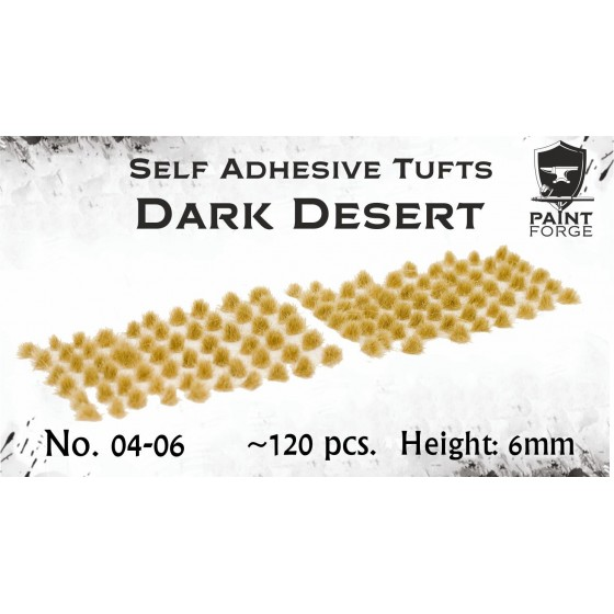 Paint Forge - Dark Desert 6mm