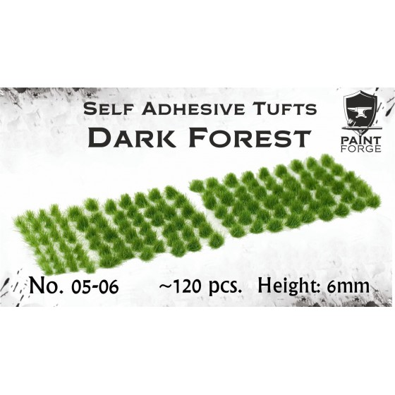 Paint Forge - Dark Forest 6mm