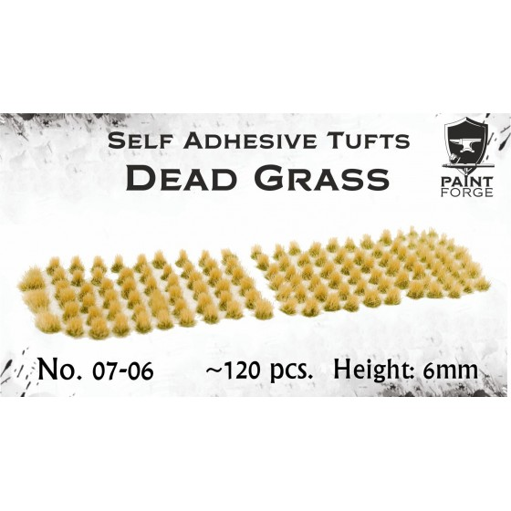 Paint Forge - Dead Grass 6mm