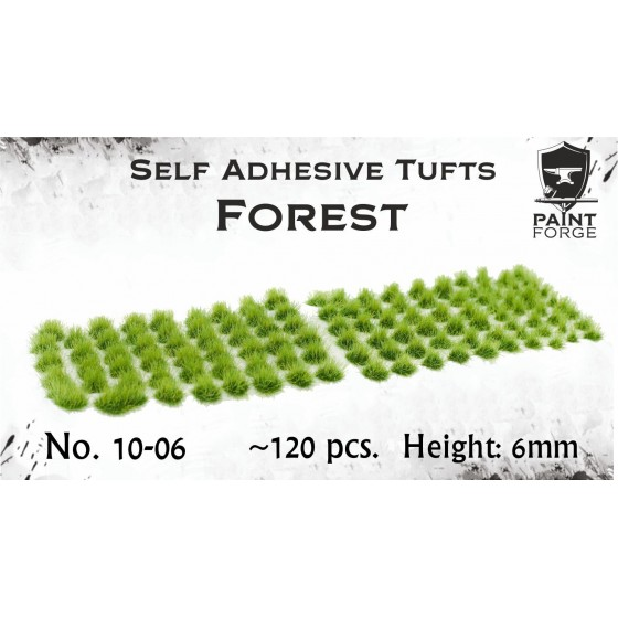 Paint Forge - Forest 6mm
