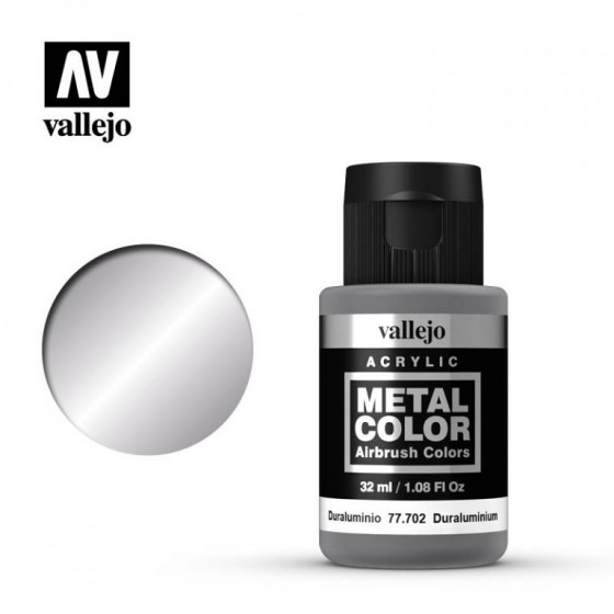 77.702 Duraluminum Vallejo Metal Color