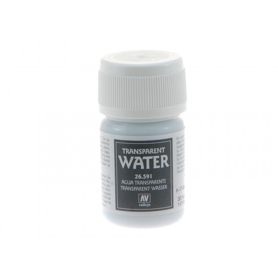 26.591 Transparent Water