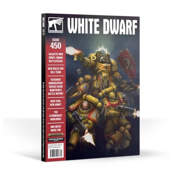 White Dwarf 450 - Styczeń 2020