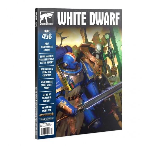 White Dwarf 456 - Wrzesień 2020