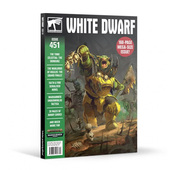 White Dwarf 451 - Luty 2020