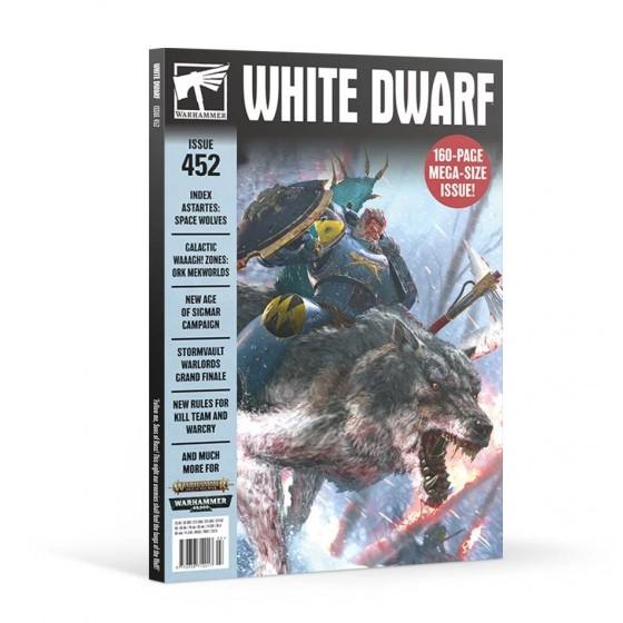 White Dwarf 452 - Marzec 2020