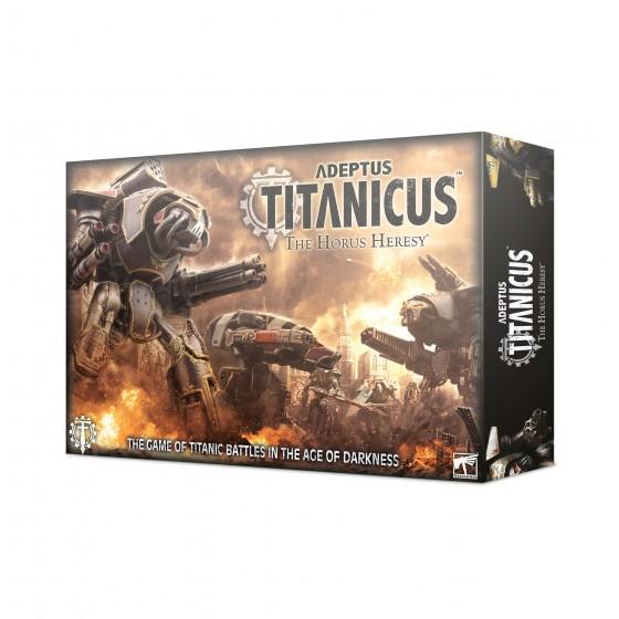 Starter Adeptus Titanicus: The Horus Heresy