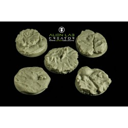 ALIENS 25MM ROUND BASES