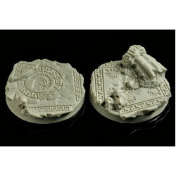 ANCIENT GREECE ROUND BASES 40MM