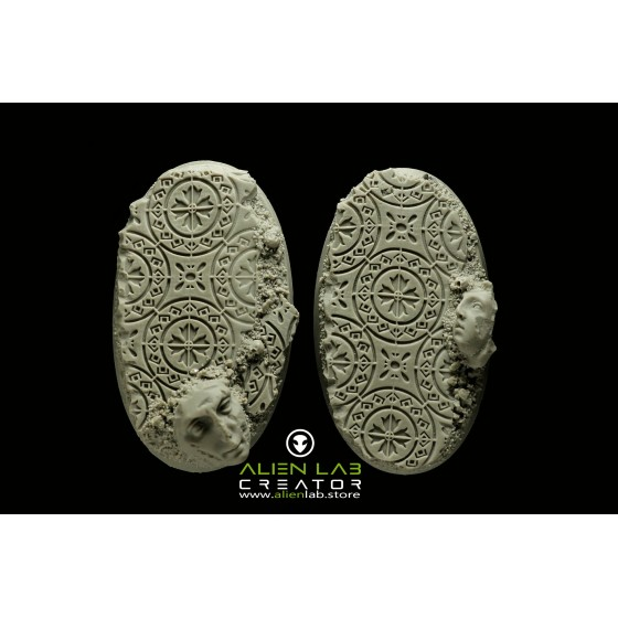 ANCIENT 75MM OVAL