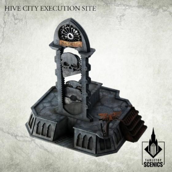 Hive City Execution Site