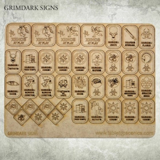 Grimdark Signs