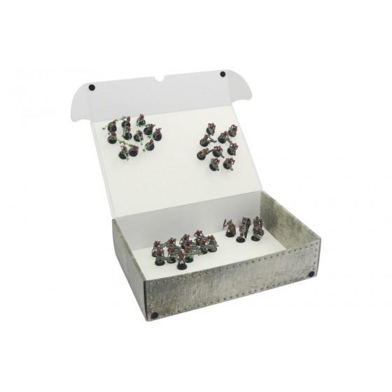 Pudełko XL na modele ze zmagnesowanymi podstawkami (2p)
