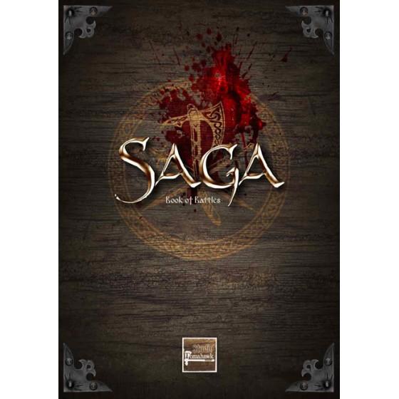 SRB23 SAGA Book of Battles (Supplement)