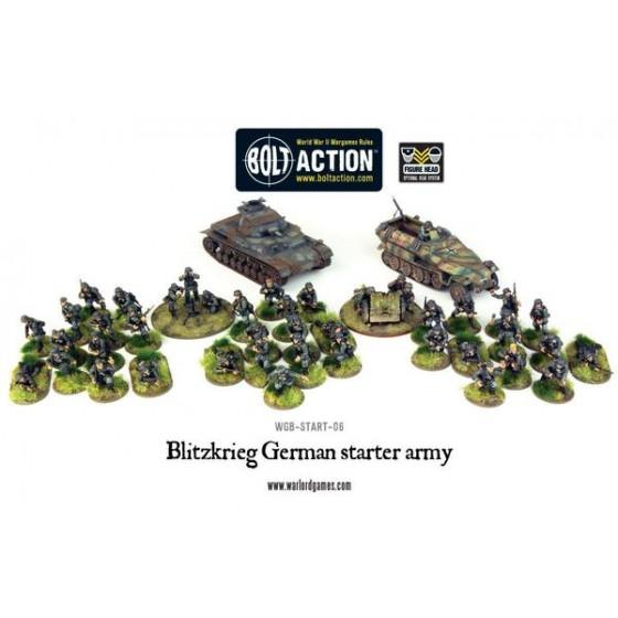 1000pts Blitzkrieg German Army