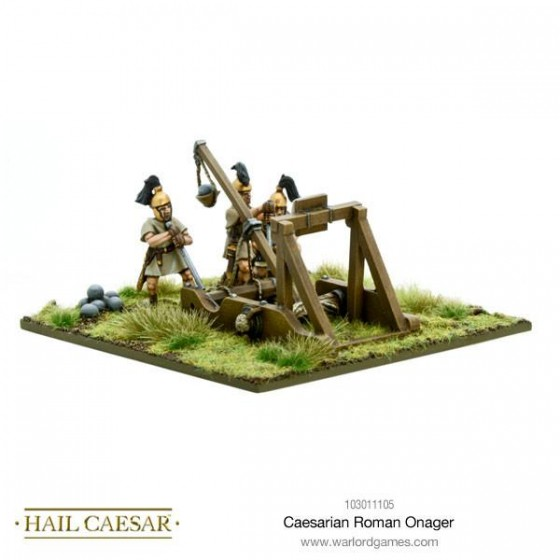 Caesarian Roman Onager