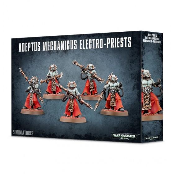 Fulgurite Electro-Priests / Corpuscarii